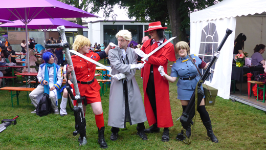 hellsing anime cosplay