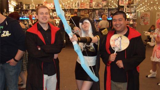 lol ashe cosplay dokomi