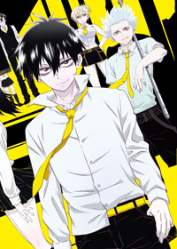 Blood-Lad anime