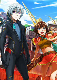 Suisei-no-Gargantia new anime