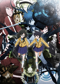 black-rock-shooter anime