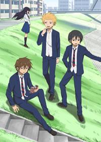 danshi-koukousei-no-nichijou anime