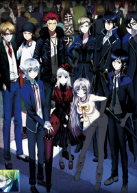 k-project anime