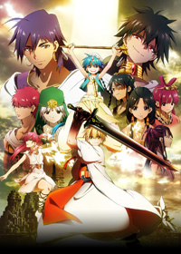 magi anime announcement