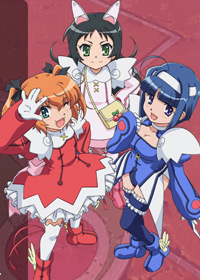 twin-angel anime