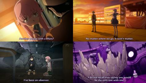 mirai nikki anime