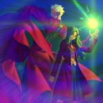 fate hollow anime