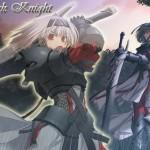 knight anime wallpaper