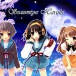 suzumiya haruhi anime