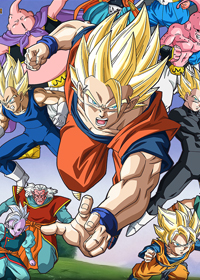 list-Dragon-Ball-Kai 2014