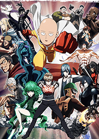 list-one-punch-man